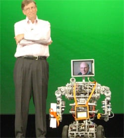 Gates with the Ballmerbot