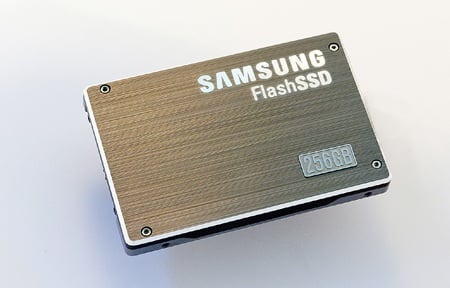 Samsung 256GB SSD