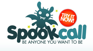 Spookcall logo