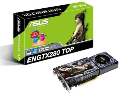 Asus ENGTX 280 TOP