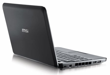 MSI Wind notebook PC
