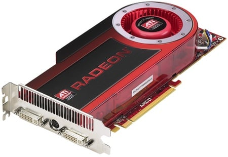 AMD Radeon HD 4870