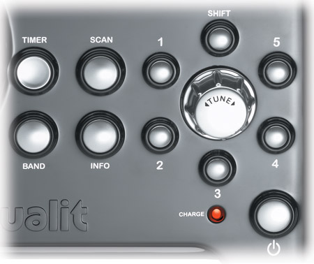 Dualit DAB Lite radio