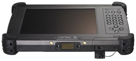 Getac E100 Tablet PC
