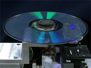 Pioneer 16-layer 400GB Blu-ray Disc