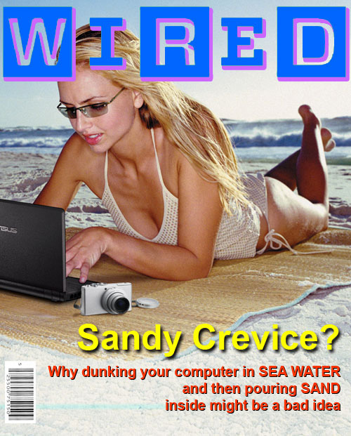 The Eee girl: WiReD cover star