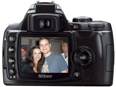Nikon D40 DLSR