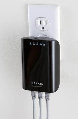 Belkin Powerline AV+