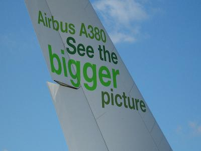 European subtlety from Airbus