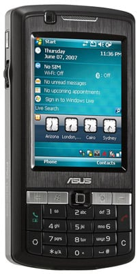 Asus P750 Windows smartphone