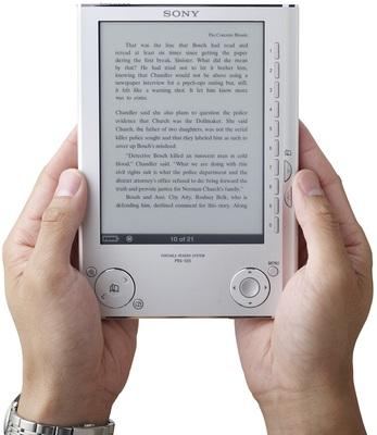 Sony PRS-505 Reader