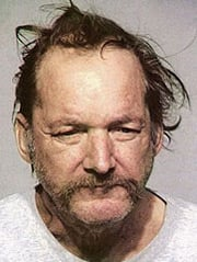 Police mugshot of Keith Walendowski