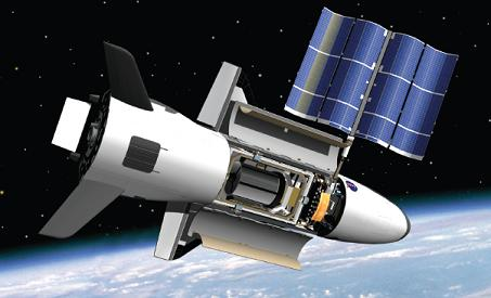 NASA's original long-endurance X-37 orbiter concept