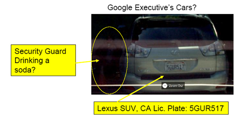 Larry Page Car