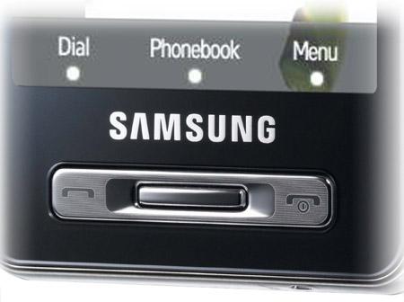 Samsung Tocco SGH-F480 touchscreen phone