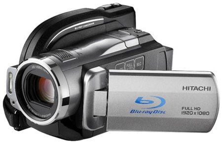Hitachi_bluray_camcorder