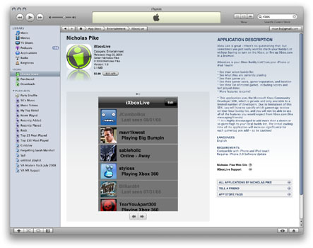 Xbox_Live_iPhone_3G_app