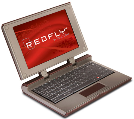 Redfly Windows smartphone terminal