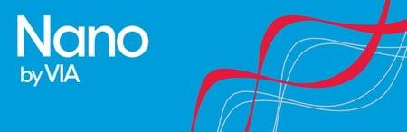 VIA Nano logo