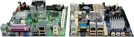 VIA vs Intel