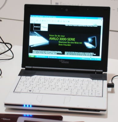 FSC's Amilo netbook