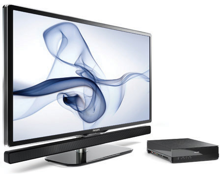 "Philips Essence 42"" LCD HD TV"