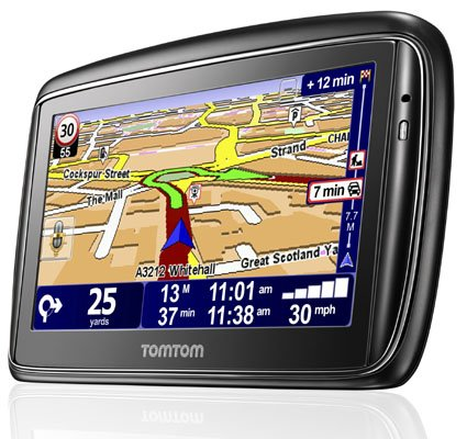 TomTom Go 940 Live