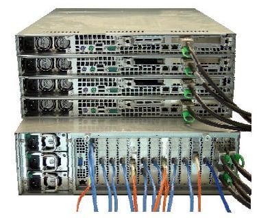 NextIO's N2800 virtualized PCIe switch