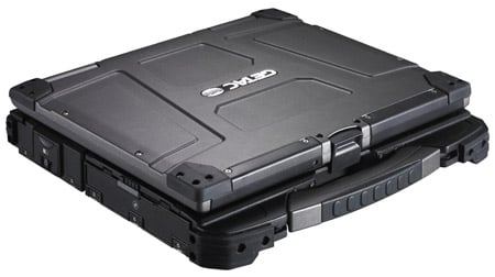 Getac B300 rugged notebo