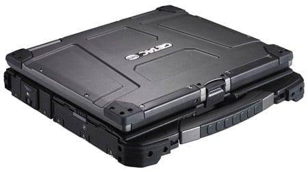 Getac B300 rugged notebook