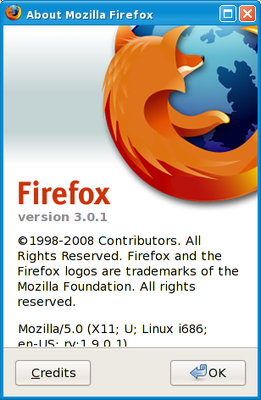Firefox 3 on AA1