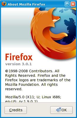 Firefox 3 on AA1