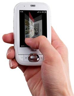 Asus P552w smartphone