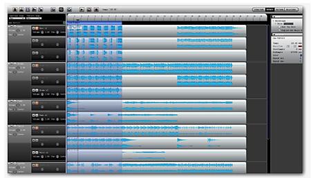 MXP4 mixing