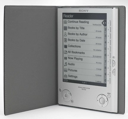 Sony PRS-505 Reader electonic book