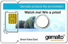 Gemalto SIM-DVD
