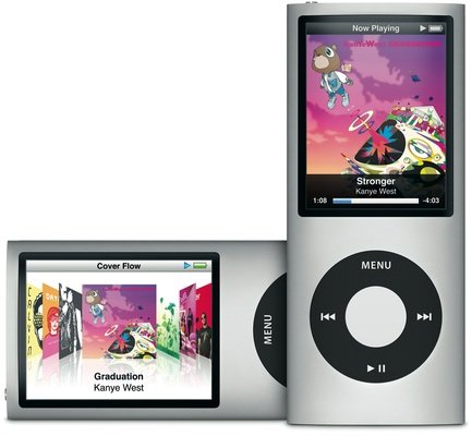 Apple 4G iPod Nano