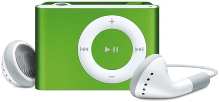 Apple 2G iPod Shuffle