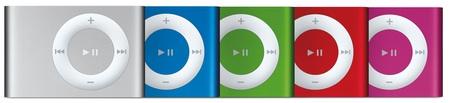 Apple 2G iPod Shuffle