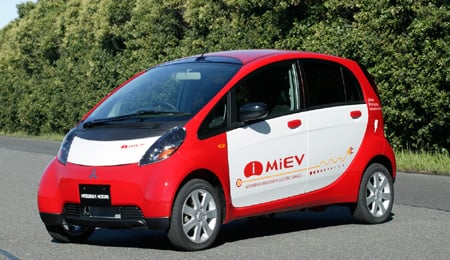 Mitsubishi i MiEV