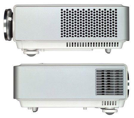BenQ W500 projector