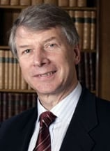 Richard Pike, President of the Royal Chemistry Society
