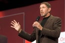 Larry Ellison @ OpenWorld 2008, by Wicho