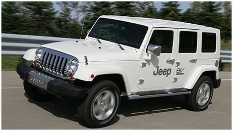 Chrysler Jeep EV