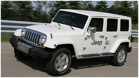 Chrysler Jeep EV