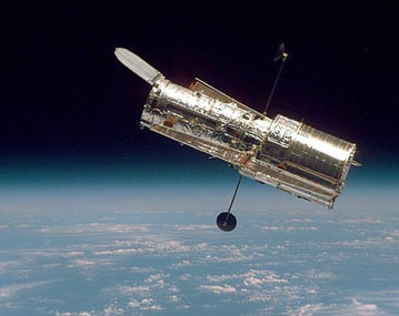 The Hubble: not turn-off-and-on-able