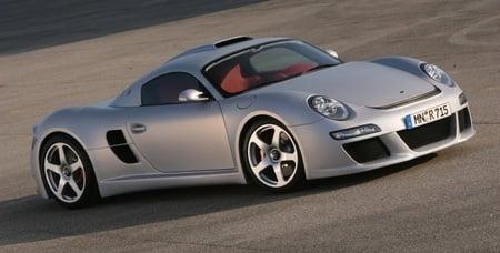 Ruf Porsche CTR3