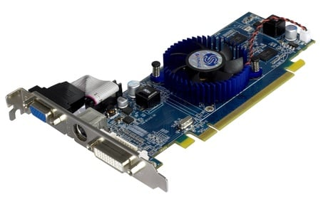 Sapphire Radeon HD 4550