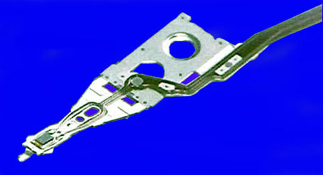 TDK's TMR read/write hard disk drive head