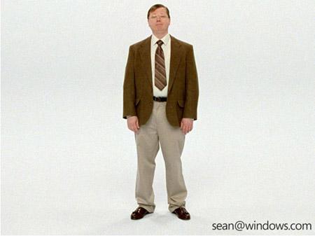 Microsoft's PC TV ad